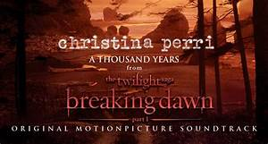 Watch A Thousand Years- Christina Perri | Free YouTube ...