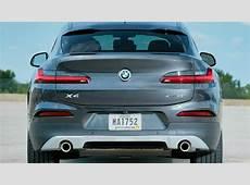 2019 BMW X4 xDrive30i xLine Dynamic, Efficient and