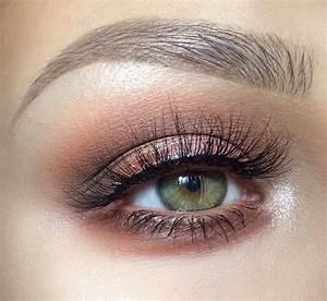 makeup for hazel eyes | Tumblr