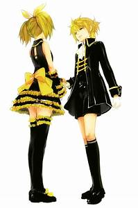 Vocaloids images Rin Len servant and daughter of evil HD ...