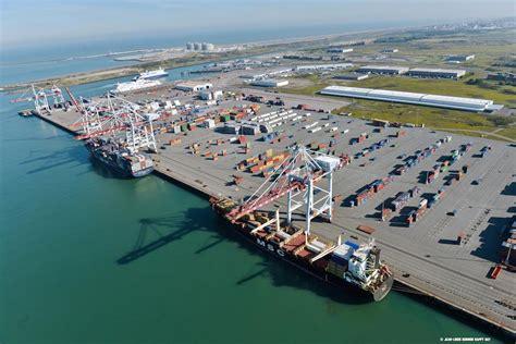 port de dunkerque cap 2020 grand projet logistique de demain cci hauts de
