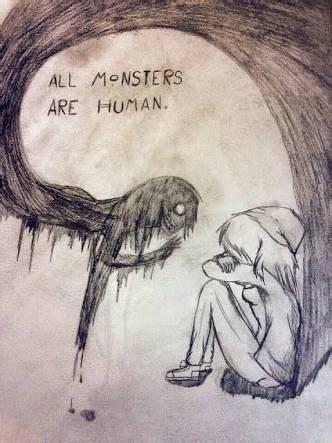 image result  depressing drawings khushi