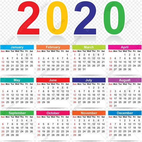 colorful  calendar colorful colorful calendar