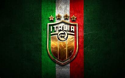 Football Italy Team Figc National Europe Background