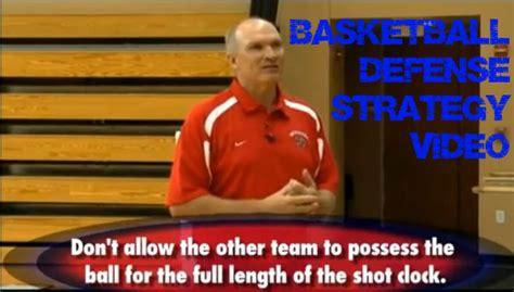 basketball defense video basic fundamentals man  ball