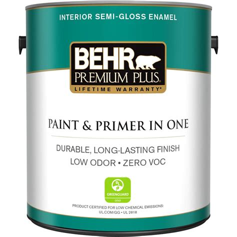 cost of painting interior of home behr premium plus 1 gal ultra white semi gloss