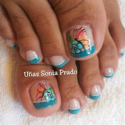Encuentra este pin y muchos más en uñas, de heidypinof pino. Pin de Teresita Ugalde Salazar en decorados | Arte de uñas de pies, Uñas pies decoracion ...