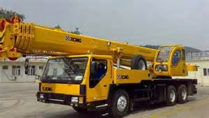 Construction Equipment Heavy Crane