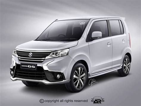 How About Another Facelift For The Maruti Wagon R?