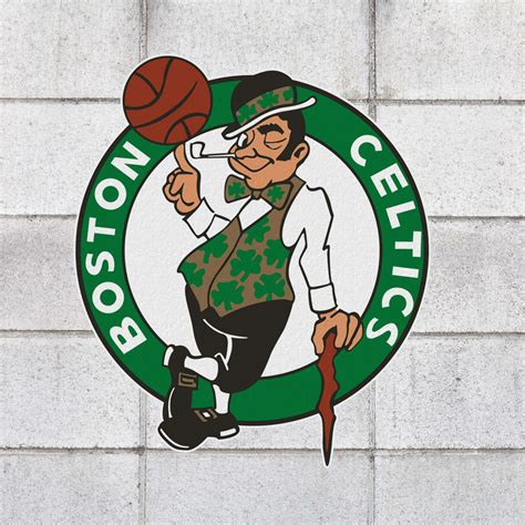 boston celtics logo  large officially licensed outdoor