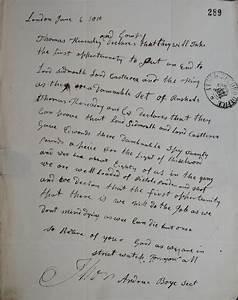 Threatening, Letter
