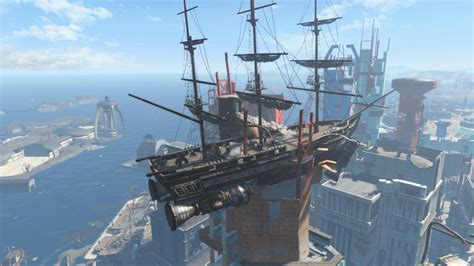 Boat Crash Captains Quarters by Uss Constitution Fallout Wiki Fandom Powered By Wikia