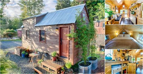 The Famous Tiny Tack House Is Now Available For Rent