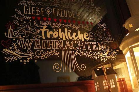 Fensterdeko Weihnachten Diy by Diy Weihnachten Am Fenster Fensterbilder Mit
