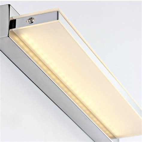 Led Bathroom Light Fixtures by Modern Acrylic 9w Led Wall L Living Room Mirror Light