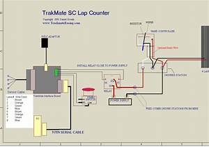 Trackmate Racing Lap Counter V6 7