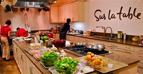 Tantalize Your Taste Buds With A Cooking Class At Sur La
