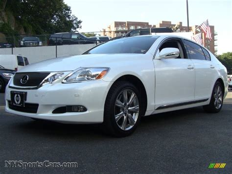 lexus 2010 for sale 2010 lexus gs 350 awd in starfire pearl white 027250