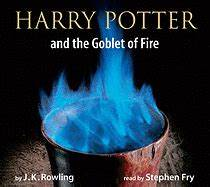 Harry Potter And The Goblet Of Fire Audiobook Cover | www ...