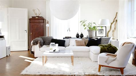 Scandinavian Home Style : Daniella's Scandinavian Style Home In Sweden