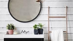 porte serviette bois mural pied accueil design et mobilier With meuble salon contemporain design 9 miroir de decoration en bois massif soleil rond bois