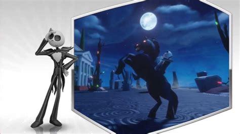 Disney Infinity  Jack Skellington Character Gameplay