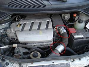 Batterie Scenic 2 : dsc05614 mark kaum k lter schon streikt die batterie renault megane sc nic r19 fluence ~ Gottalentnigeria.com Avis de Voitures