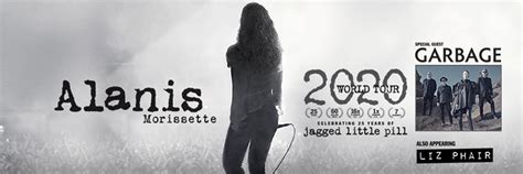 Alanis Morissette with special guest Garbage - Concert ...