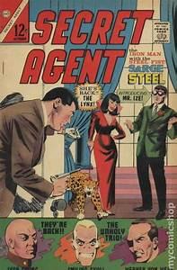 Agent Verbalisateur N : secret agent 1966 67 charlton comic books ~ Medecine-chirurgie-esthetiques.com Avis de Voitures