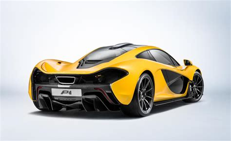 Mclaren P1 Makes Us All Dream Of Going Green (wallpapers