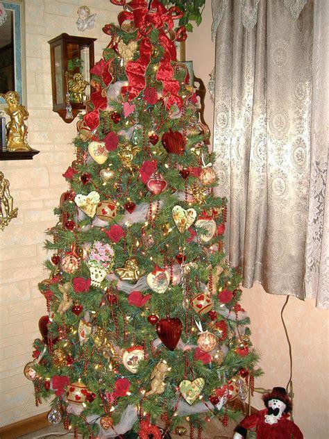 debbie dabble christmas trees  year long