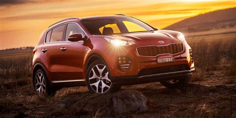 Kia Sportage Image by 2016 Kia Sportage Pricing And Specifications Photos