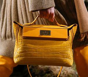 Hermès Makes Some Curious Decisions with Its Pre-Fall 2018 ...  Hermes