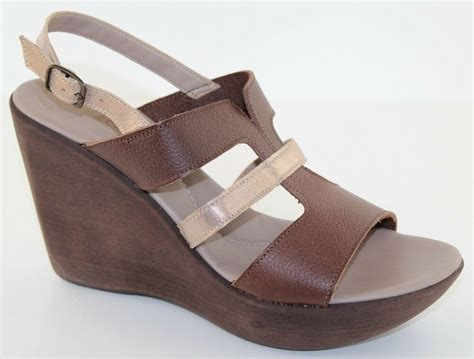 Matisse Laney Women's Size 10m Brown Leather Strappy High