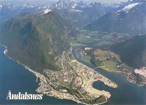 Andalsnes Norway Holiday Destinations Online Travel