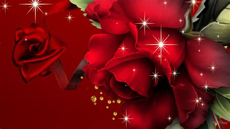 red-roses-free-wallpapers-hd-top - HD Wallpaper