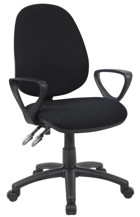 vantage 2 lever computer chair with arms
