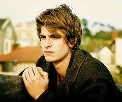 Andrew Garfield. He was beautiful in Never Let Me Go ...
