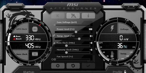 Best Computer Fan Controller by 5 Best Fan Software For Windows 10 7 Pc Cputemper