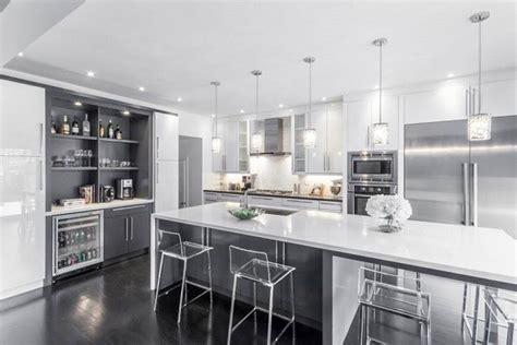 grey and white kitchen ideas modern white and grey kitchen designs kitchen and decor