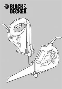 Black  U0026 Decker Saw Ks890e User Guide
