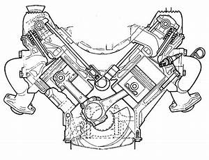 5 0 Liter V8 Engine Diagram  U2022 Downloaddescargar Com