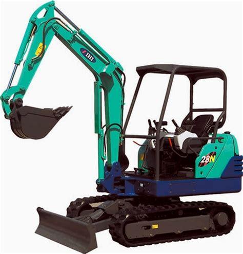 ihi compact excavators  mini excavator options