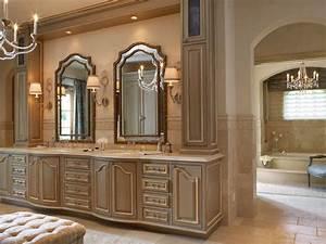 Photos hgtv for Upscale bathroom vanities