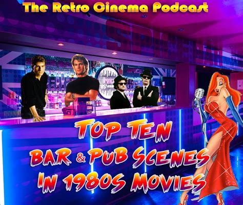 082 Top Ten Bar Scenes All Eighties Movies All The Time