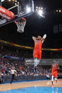 Basketball Russell Westbrook Dunk