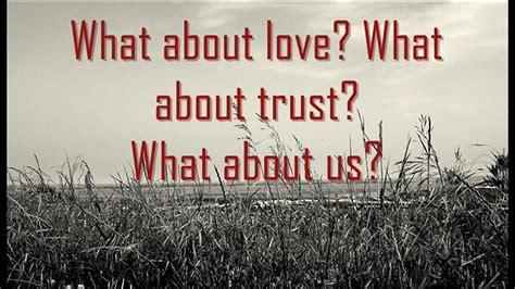 What About Us [lyrics]