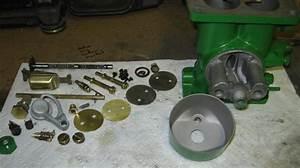 John Deere 60 Carb Rebuild