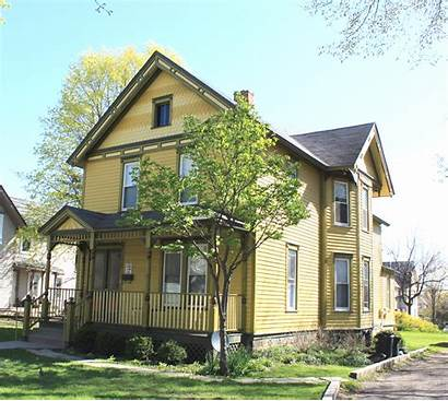 Structure Ypsilanti Michigan Ellis Historic Commons