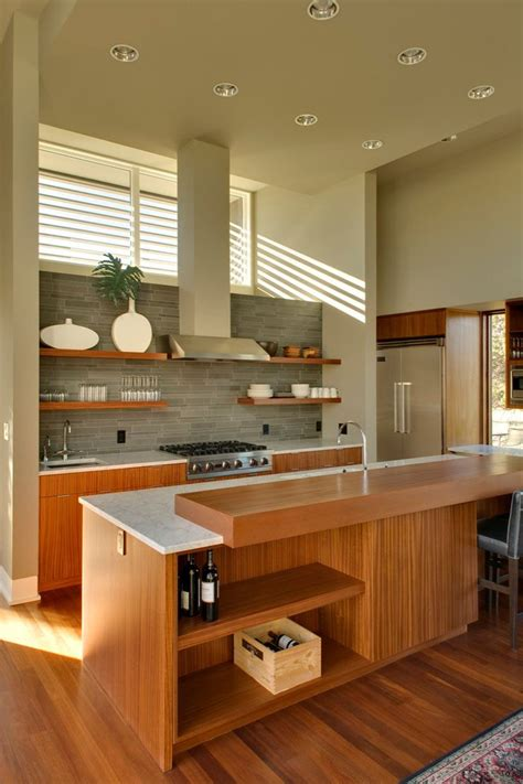 open shelving kitchen kitchen design idea 19 exles of open shelving